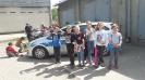 Klasa 3b z wizytą w Wojewódzkiej Komendzie Policji