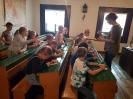 Wizyta klasy IIb w Muzeum Etnograficznym